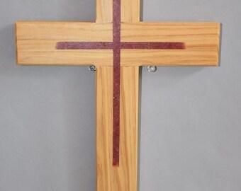 Wooden Cross 5044