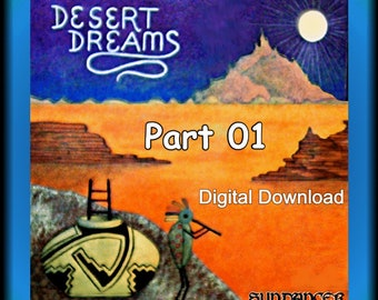 Desert Dreams Part 01 (Relaxing Music) Mystical, Serene, Enchanted MP3 19:34