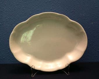 Vintage Alpine China Serving Platter