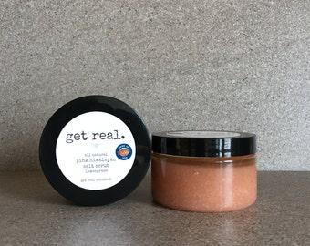 Pink Himalayan Salt Body Scrub
