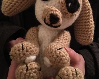 Crochet Puppy