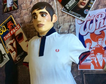 Massive sale !! Fred Perry rare Paul weller 1960s