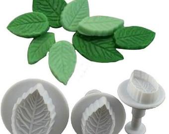 3 Pc Leaf Mold Cutter