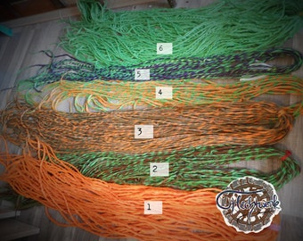 Used Wattle skipping ropes
