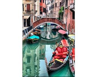 poster Venetian fairy tale
