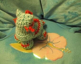 Seahorse kitten