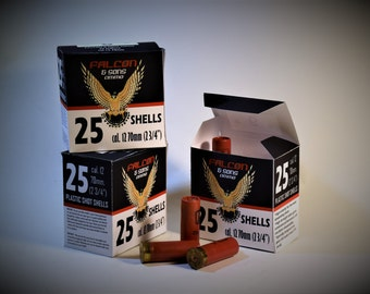 Supernatural Shotgun Shell Box