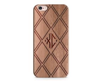 Designer Wood Case for Apple iPhone 6, iPhone 6s, iPhone 6 Plus, iPhone 6s Plus, iPhone 7, iPhone 7 Plus