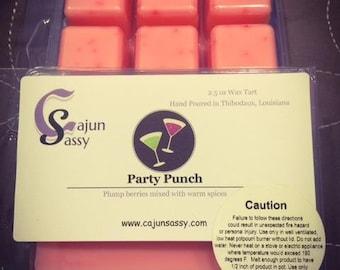 2.5 ounce Wax Tart Melt -  Party Punch