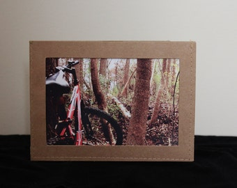 Bike Trail Photo Card