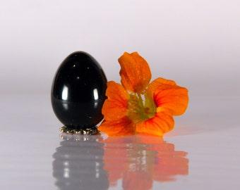 Eggs of Obsidian (stone of Osiris)