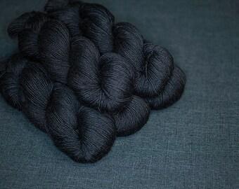 Baah Yarn - Black Pearl (Savannah Collection)