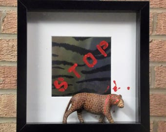 Stop the Slaughter! set of 3