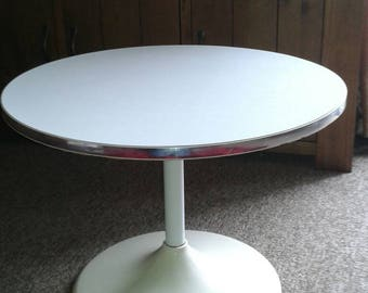 1971 Rotating Retro Coffee Table By The Chair Centre