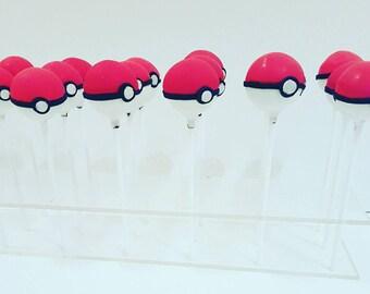 Pokemon Cakepops -  Dozen