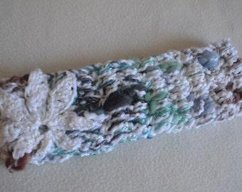 Budband - Hand spun and dyed