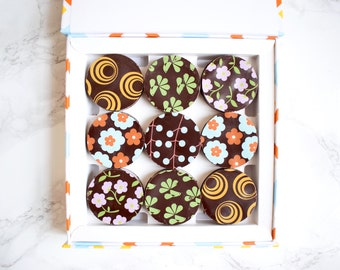 Troffle Vegan Letterbox Chocolates