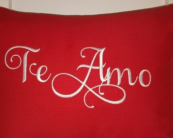 Te Amo Mucho I Love You SO Much In Spanish Vintage Wood