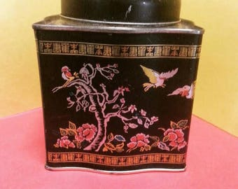 Vintage Darrell Lea Made in China Ginger Tin