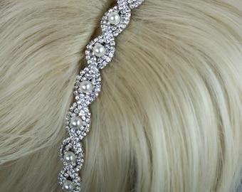 Sweet Sixteen Pearl Headband