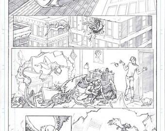 SpiderGwen page 3