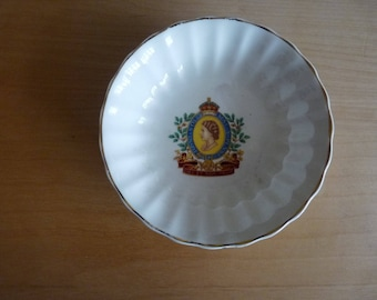 Queen Elizabeth the second Coronation dish