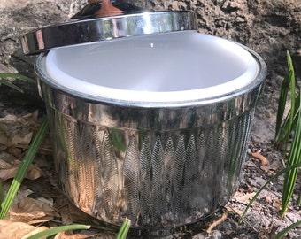 70's Vintage Ice Bucket