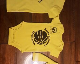 Custom made Team Shirts