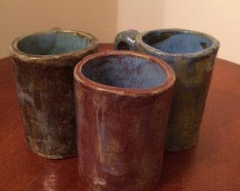 Multi-tone mugs