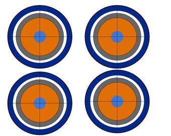Nerf Gun Target Banner