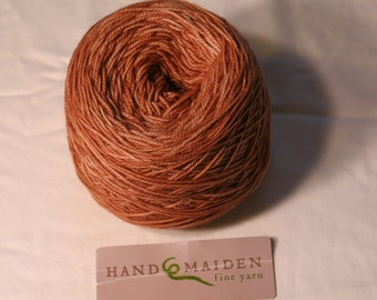 Hand Maiden Casbah Yarn, Mauve Color
