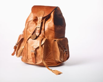 MyMayan Backpack Natural Large