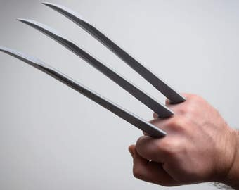 Etsy your place to buy and sell all things handmade logan 2017 set of wolverine claws movie accurate 3d printed pronofoot35fo Choice Image