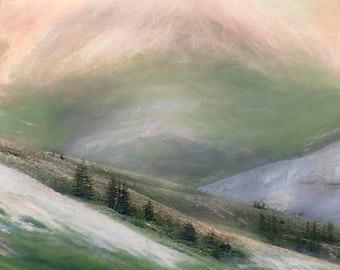 LANDSCAPE: Arctic Tree Line