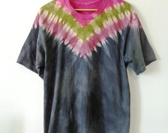 Dyed shirts size L
