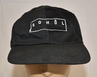 Vintage Rohol Hat by Head to Toe Aching Vorsicht