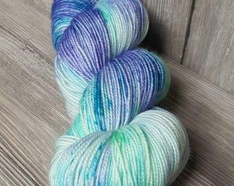 Tears of Joy hand dyed yarn