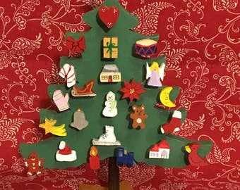 The Advent Tree - Perfect Gift
