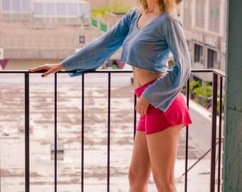 Hemp Blooming Shorts- MIDNITE