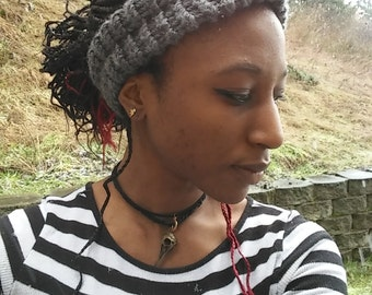 Dread & Thick Hair Ear Warmer Headband