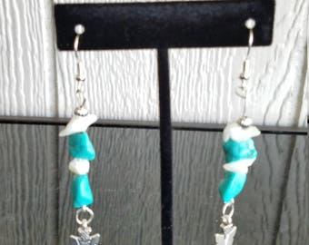 Beach Arrow Earrings