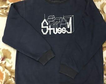 Vintage Stussy Sweatshirt