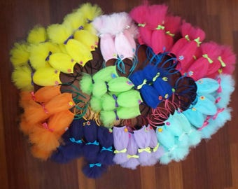 troll head bands