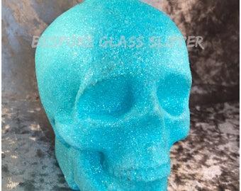 Skull light bottle