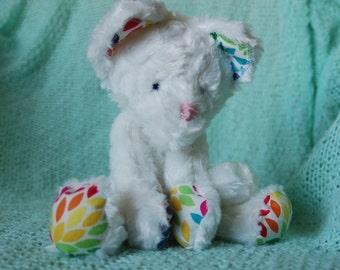 Sunny- handmade kitty plush