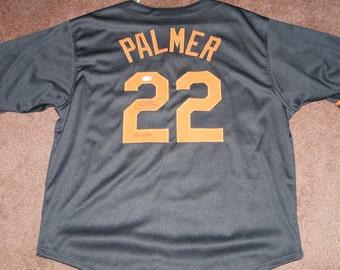 ab3e94befd3 Baltimore Orioles Jim Palmer hand-signed jersey w HOF 90 insc   JSA cert