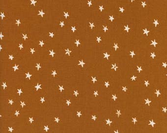 Starry in Earth // Cotton and Steel // Print Shop  // Basics // Quilters Cotton