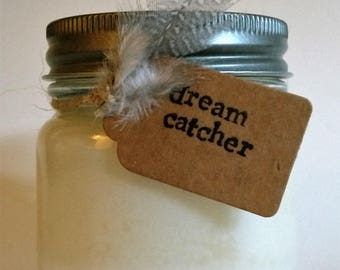 5oz Handmade Natural Soy Candle - Dreamcatcher