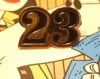 23 twenty three 23