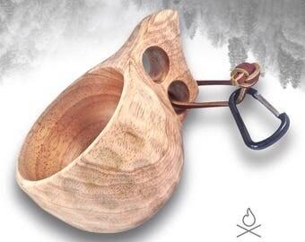 Dursten Wooden Camp Cup
